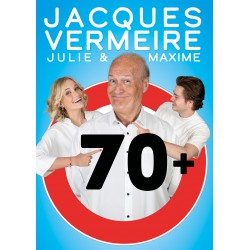 Jacques Vermeire 70+ Vrijdag 29 april 2022 20u15